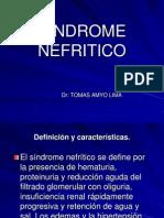 SINDROME NEFRITICO