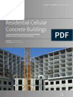 Residential Cellular Concrete Buildings