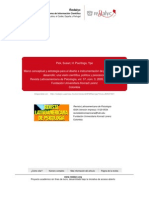 Marco conceptual y diseño e instrumentacion de programas para el dllo