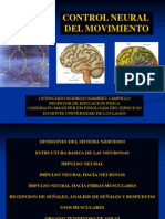 Control Neural Del Movimiento