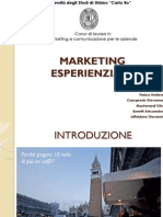 5268 Marketing Esperenziale