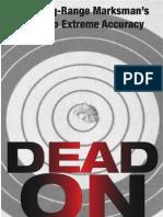Deadonpdf Dead on Free Sample