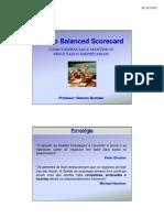 apresentação Balanced Scorecard