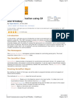 Www.codeproject.com KB Cs Serialcommunication.aspx Displ