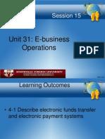 Unit 31 Criteria 4-1