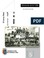 05-Consejo Municipal de Altura 1938- Programa de Marzo 2009