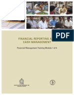 Financial Reporting and Cash Management