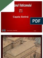 Capela Sixtina 8.5