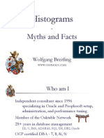 Histograms - Myths and Facts