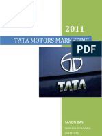 Tata Motors Word