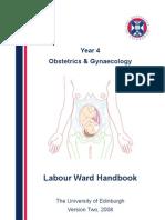 Labour Ward Handbook