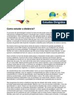 Como estudar a distância_FMN