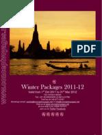 Concept Voyages Amazing Thailand 2011-12-USD