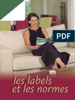Normes EDF Labels Promotelec