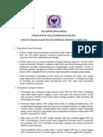Perubahan Ke-5 Usulan DPD Ri-1