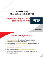 Imp Ebxml Barcelona
