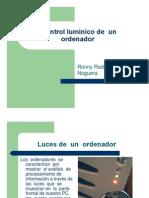 Control Lumínico de Un Ordenador