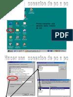 conexion de pc a pc
