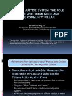 Criminal Justice System-111611
