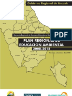 Plan Regional de Educacion Ambiental