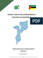 caderno técnico moçambique