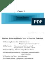 Ch 1 Chemical Kinetics