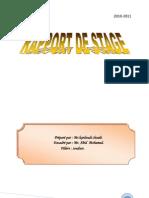 Rapport de Stage de Choaib Kardoudi