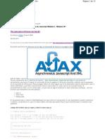 Vcomputadoras.com Usa Ajax Para Refrescar Un Tag Div