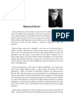 Raymond Carver Biography