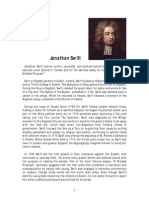 Jonathan Swift Biography