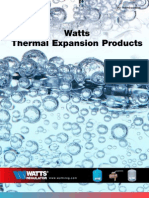 Watts Therm Expansion