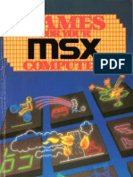 Games for Your MSX