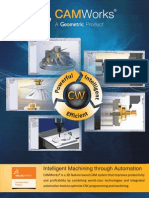 CAMWorks Brochure