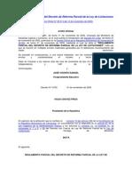 4032 Ley de Licitaciones