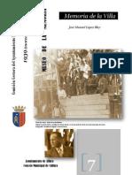 07-El Consejo Municipal de Altura 1939-1939-Primer Ayuntamiento Franquista -Programa de Marzo 2010