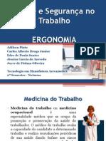Trabalho Ergonomia