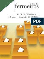 Revista Da OE40 Lista Das Candidaturas