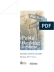PUBLICALLY OWNED BANKS- NOW IS THE TIME