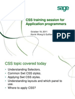 CSS Web Dev Tutorial
