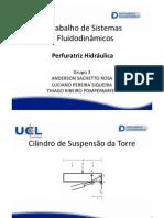 Apresentação - Sistemas Fluidodinâmicos
