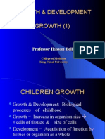 GROWTH (I)