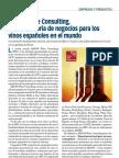 Noticia sobre Argos Wine Consulting