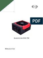HCG-750 Manual IT