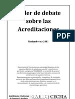 Documento Para El Taller de Acreditaciones (Final)