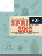 Adams Media Spring 2012 Frontlist Titles