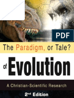Paradigm -or Tale- of Evolution.