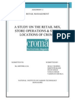 Retail Assignment