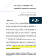 A DESIGUALDADE ECONÔMICA DO RIO GRANDE DO SULlido