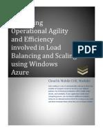Elastic Scalability AzureV1 0