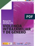 Abordaje a la violencia intrafamiliar y de género en Paraguay